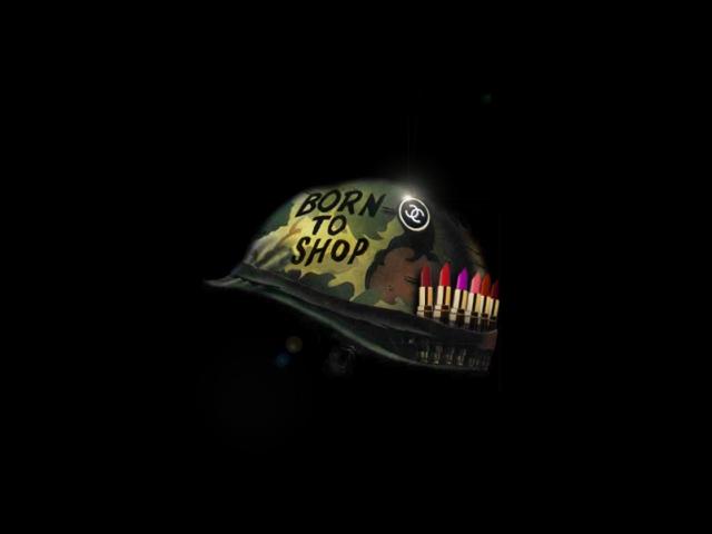 born+to+shop